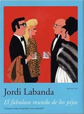 Jordi Labanda El fabuloso mundo de los pijos, comic