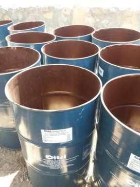 $ 40.000 canecas metalicas de 55 galones abiertas con tapa