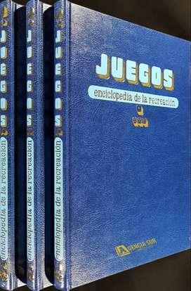 JUEGOS, Enciclopedia Practica de la Recreación