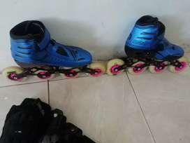 Patines profesionales Bont Alpha chasis ultraliviano canaria