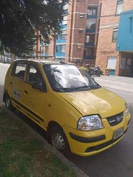 Vendo taxi Hyundai atos