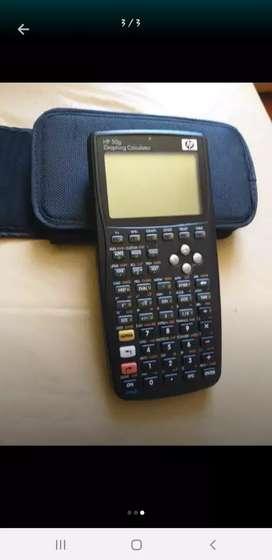 Calculadora gráfica  HP50