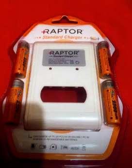 Oferta vendo cargador de batería y pila 2A I 3A