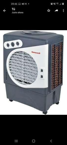Enfriador/vaporizador interior y exterior