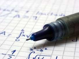 Clases particulares de matemática (CBC/Secundario)