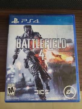 Battlefield 4 play station4