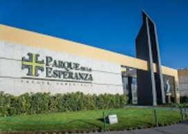 Nicho familiar Parque de la Esperanza - Arequipa