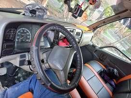 Volquete Mitsubishi canter