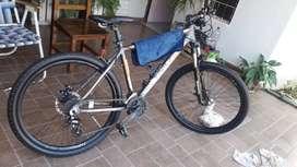 Vendo bicicleta topmega