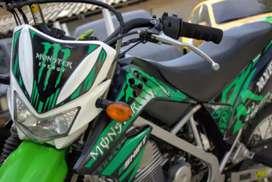 Aproveche ganga!!! Hermosa moto de lujo !!!