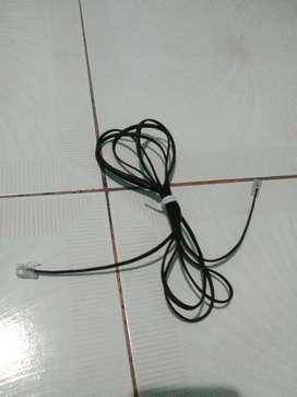 Vendo cable Lan para teléfonos convencionales, CPUs y Xbox clásico