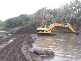 EXCAVADORA CATERPILLAR 318CL -año 2009