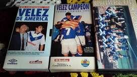 VHS VELEZ CAMPEON