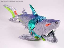 Cybershark Beast Wars Transmetal