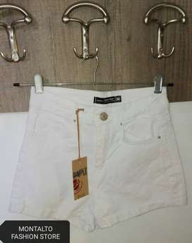 ULTIMO SHORT TALLE 42