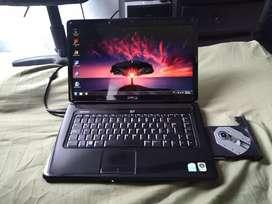 Portátil laptop Dell inspiron
