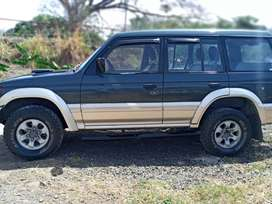Mitsubichi montero turbo diesel interculer