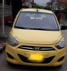 Taxi cali i10 2013