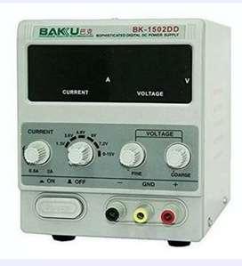 Fuente de poder regulable bk-1502dd