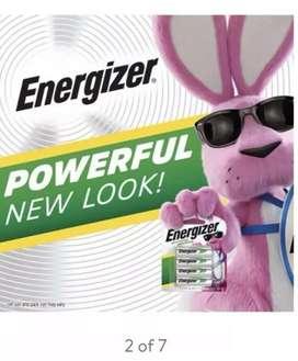 Pila Recargable Energizer 100% Original Aa 2300 Mah