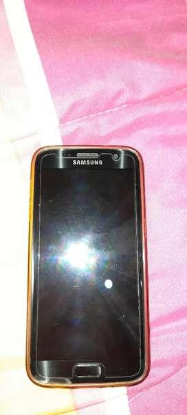 Vendo Samsung s7 solo le falta la batería pantalla sana
