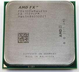 AMD FX-4100 X4 3.80ghz AM3