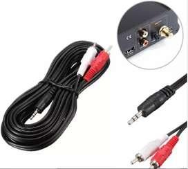 Cable De Audio Puerto Auxiliar Gruponatic Surquillo