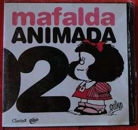 MAFALDA ANIMADA  2   DVD  en LA CUMBRE