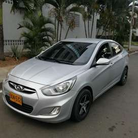 Hyundai Accent I25 2015