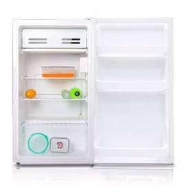 Mini Refrigerador Nevera Mini Bar Midea 93lt Hs-121l Plata