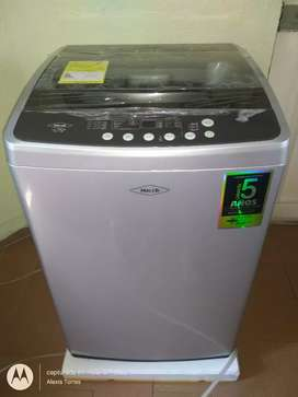 Lavadora excelente capacidad 24 lbs