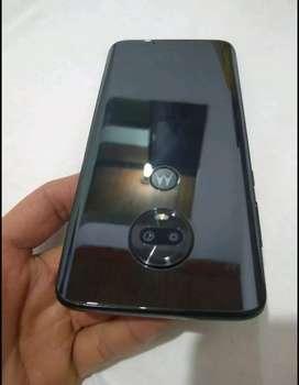 Motorola moto G7 PLUS prácticamente nuevo