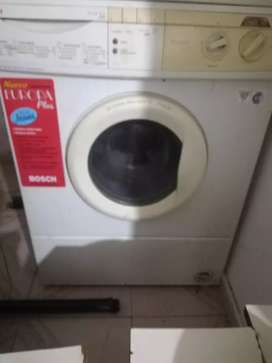 Lavarropas bosch a reparar centrifugado