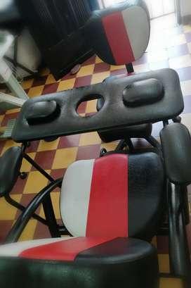Promoción de sillas de manecure y pedicure