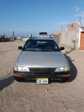 Se vende Toyota station wagon