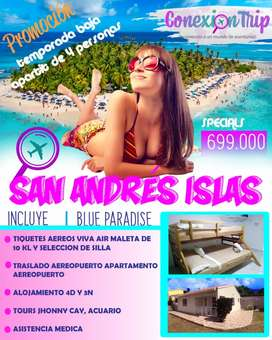 San Andres a 699.000