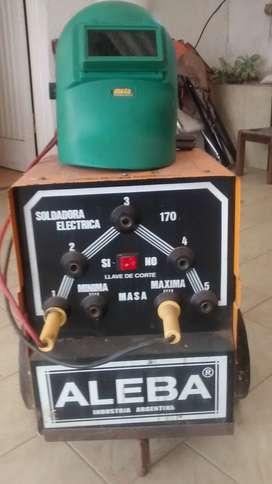 vendo soldadora electrica profesional