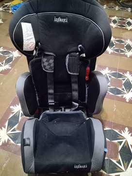 Silla para auto para niño Infanti