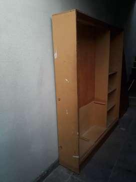 Mueble para dormitorio 3 puertas corredizas