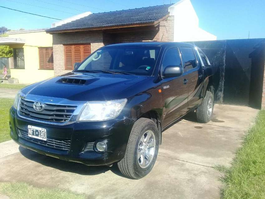 Hilux 2013 Dx Pack 0