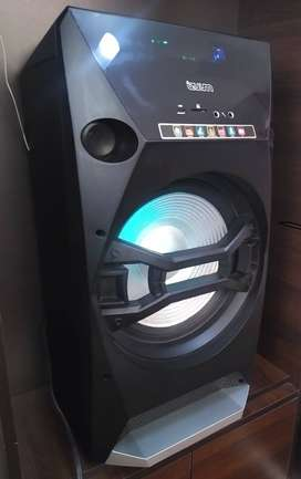 Parlante Karaoke con bluetooth