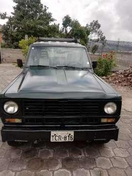 Nissan patrol 1982 papeles al día