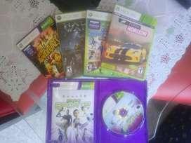 5 juegos originales