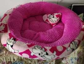 cama mascota