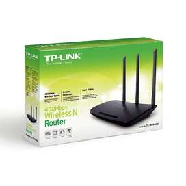 Router Wifi TP-LINK 450Mbps 3 antenas