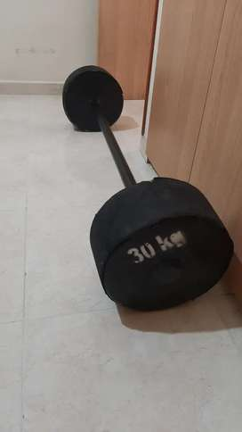 Pesas de 30kg total