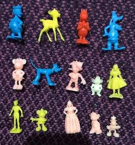 Miniaturas Disney Años 70s