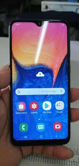 Samsung A10 libre impecable