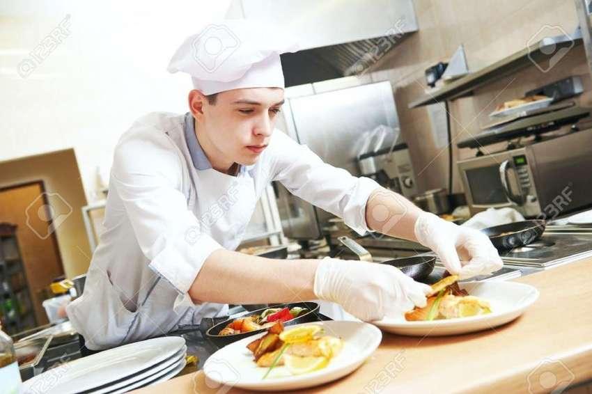 Cocinero con Experiencia 0