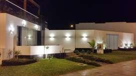 id-52099  Vendo hermosa casa de playa AMOBLADA en Condominio Moravia I